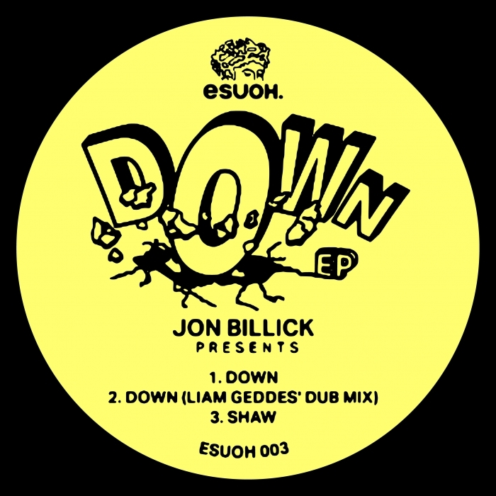JON BILLICK - Down EP