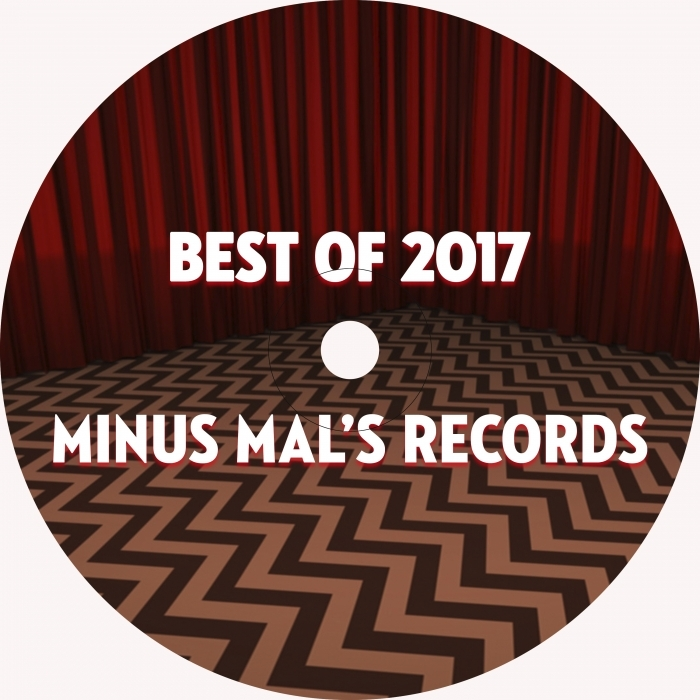 VARIOUS - Best Of Minus Mal's Records 2017
