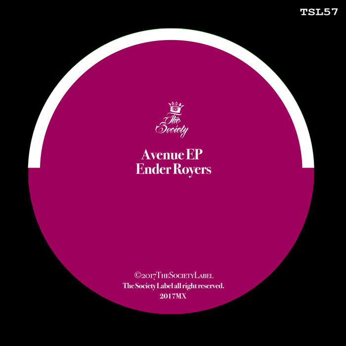 ENDER ROYERS - Avenue EP