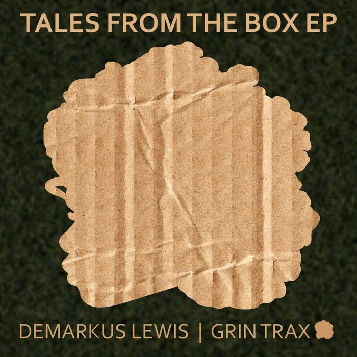 DEMARKUS LEWIS - Tales From The Box