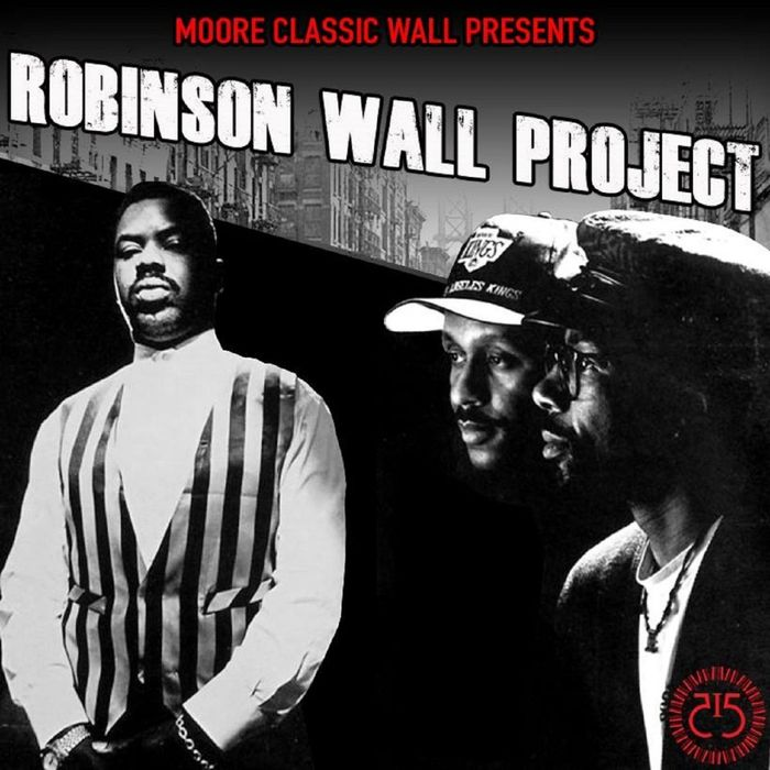 CLIFTON KING/Z/SPRING/TELEPORT/BRYAN - Moore Classical Wall Presents Robinson Wall Project
