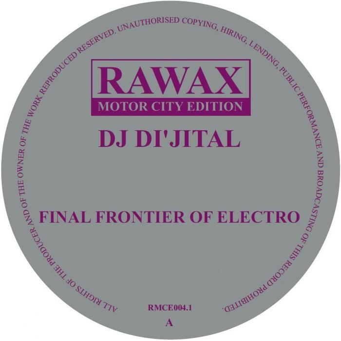 DJ DI'JITAL - Finyl Frontier Of Electro