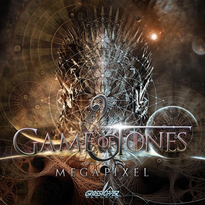 VARIOUS/MEGAPIXEL - Game Of Tones (Compiled By Megapixel)