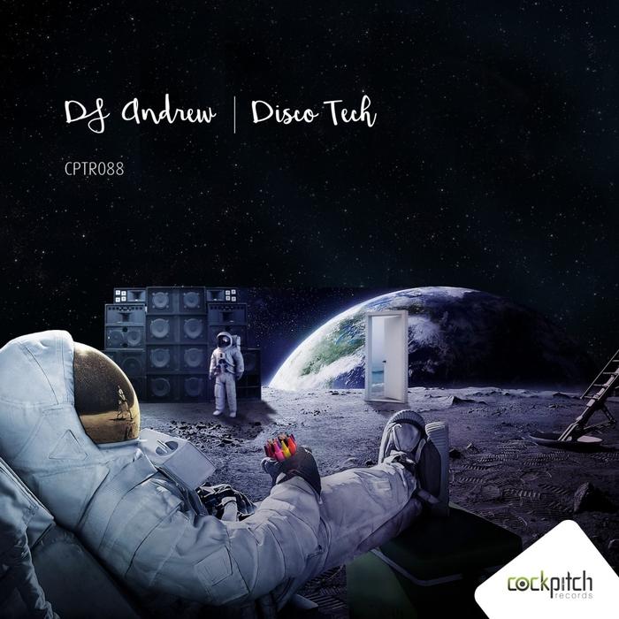 DJ ANDREW - Disco Tech
