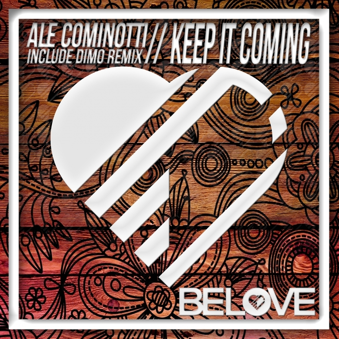 ALE COMINOTTI - Keep It Coming