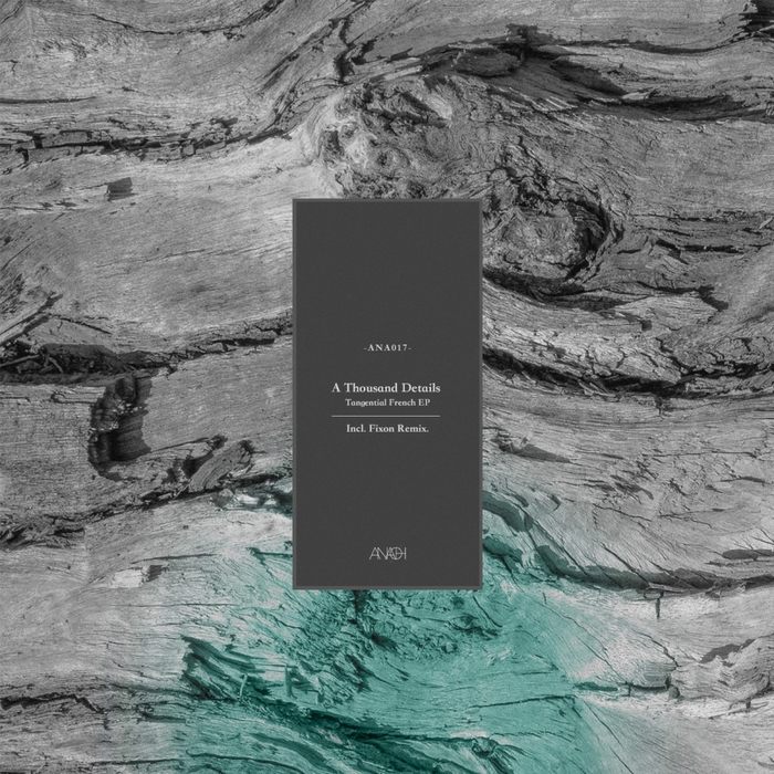 A THOUSAND DETAILS - Tangential French EP