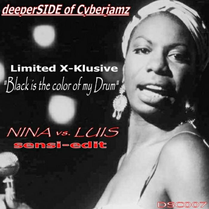 NINA SIMONE vs LUIS - Black Is The Color Of My Drum