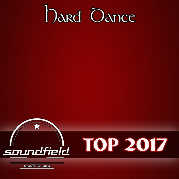 VARIOUS - Hard Dance Top 2017