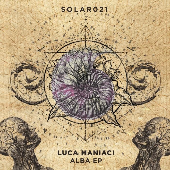LUCA MANIACI - Alba EP