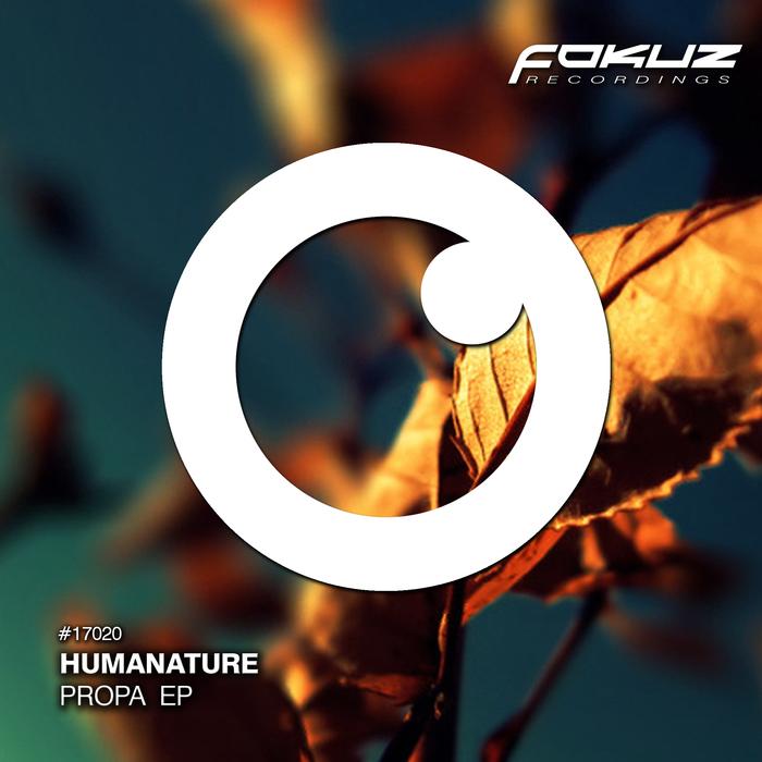 HUMANATURE/WAVEFIELDS feat APACHE & DUB SIGNALZ - Propa EP