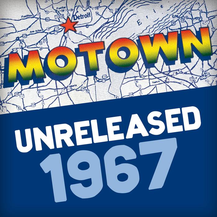 VARIOUS - Motown Unreleased 1967