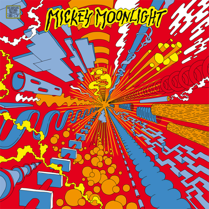 MICKEY MOONLIGHT - Love Pattern