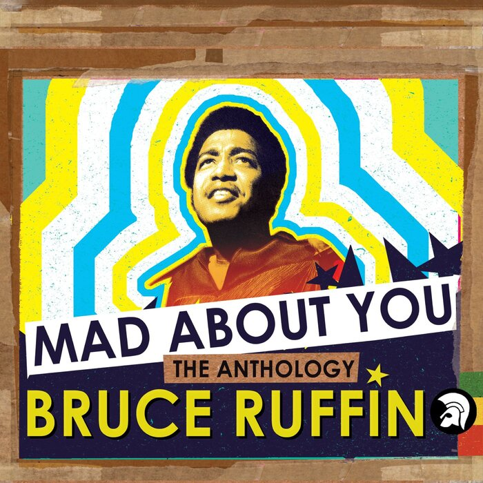 BRUCE RUFFIN - Mad About You - The Anthology