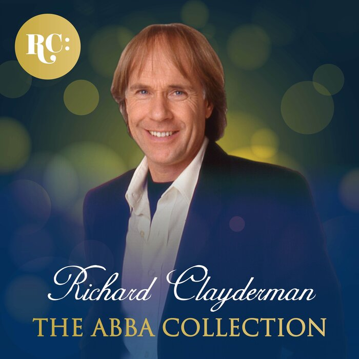 RICHARD CLAYDERMAN - The ABBA Collection