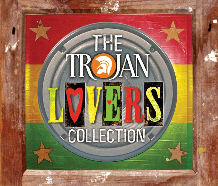 VARIOUS - Trojan Lovers Collection