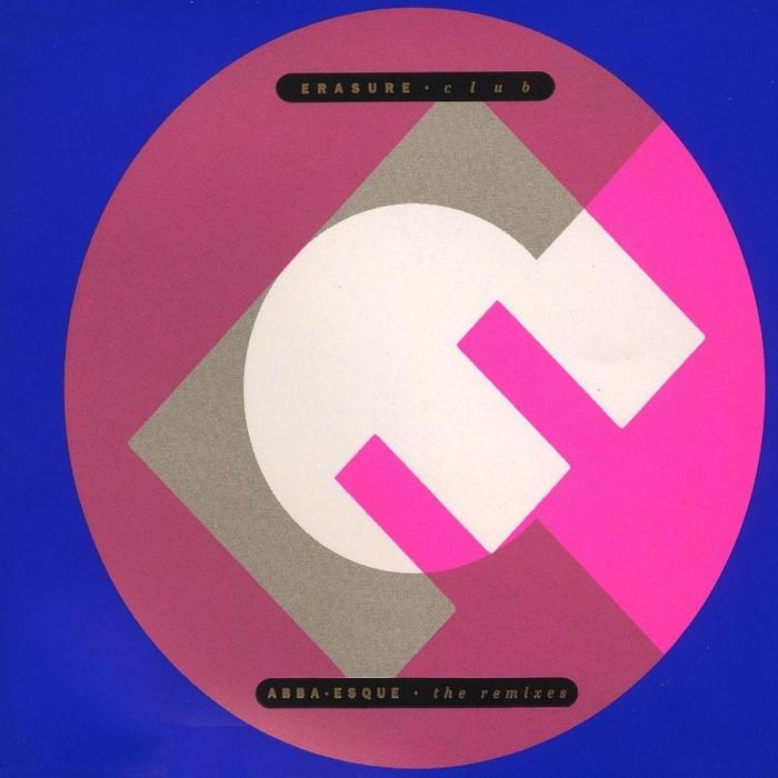 ERASURE - Abba-Esque - The Remixes