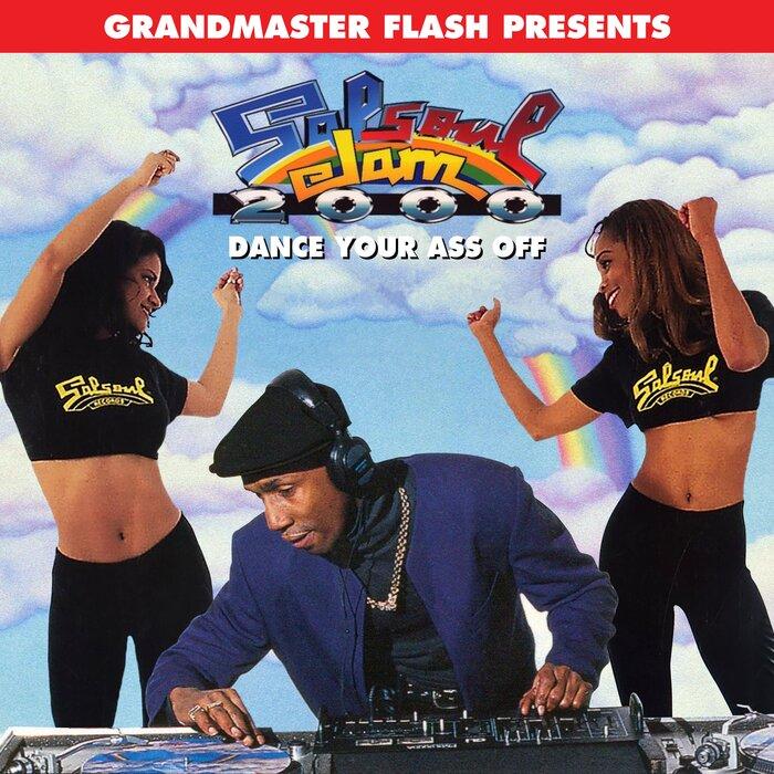 VARIOUS/GRANDMASTER FLASH - Grandmaster Flash Presents Salsoul Jam 2000