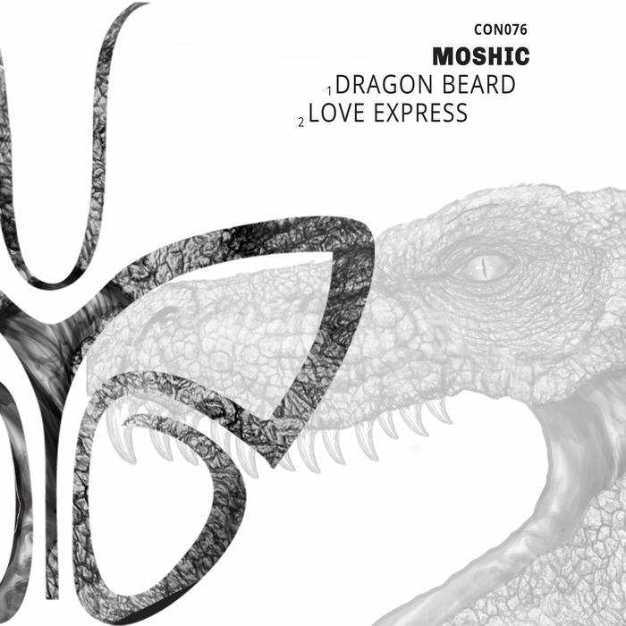 MOSHIC - Dragin Beard/Love Express EP