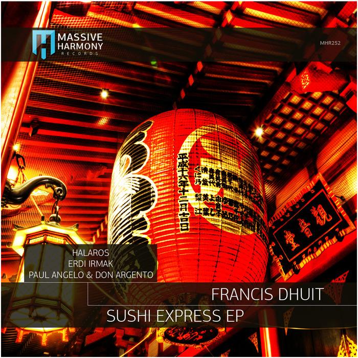 FRANCIS DHUIT - Sushi Express