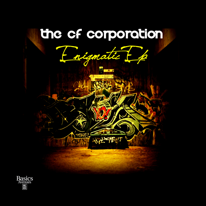 THE CF CORPORATION - Enigmatic EP