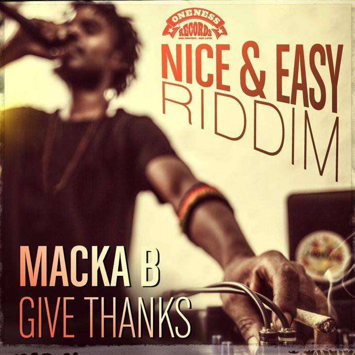 MACKA B - Give Thanks