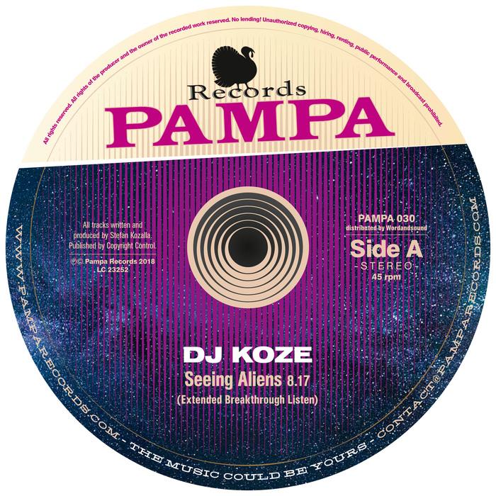 DJ KOZE - Seeing Aliens