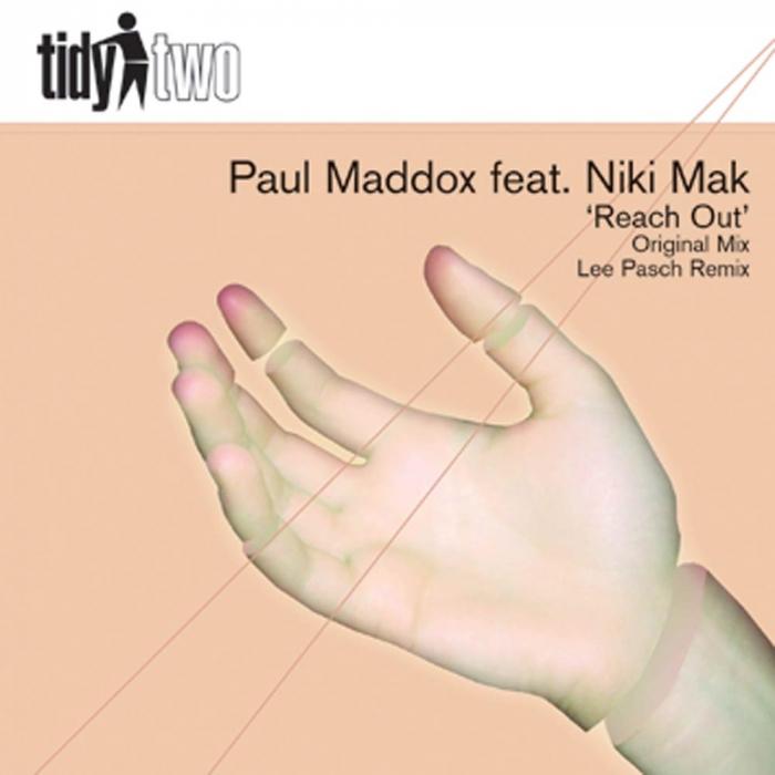 PAUL MADDOX - Reach Out (feat Nikki Mak)