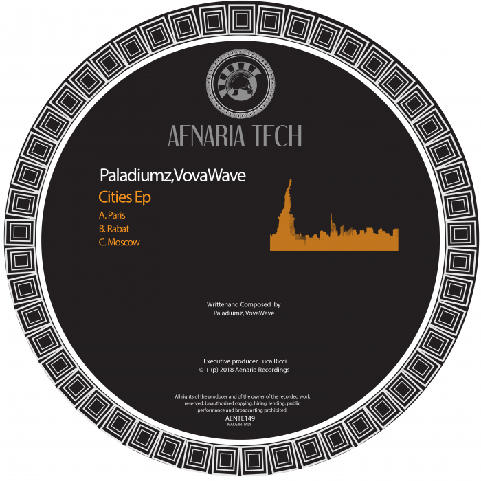 PALADIUMZ/VOVAWAVE - Cities