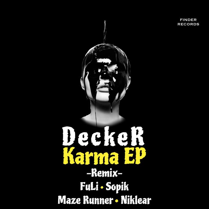 DECKER - Karma EP