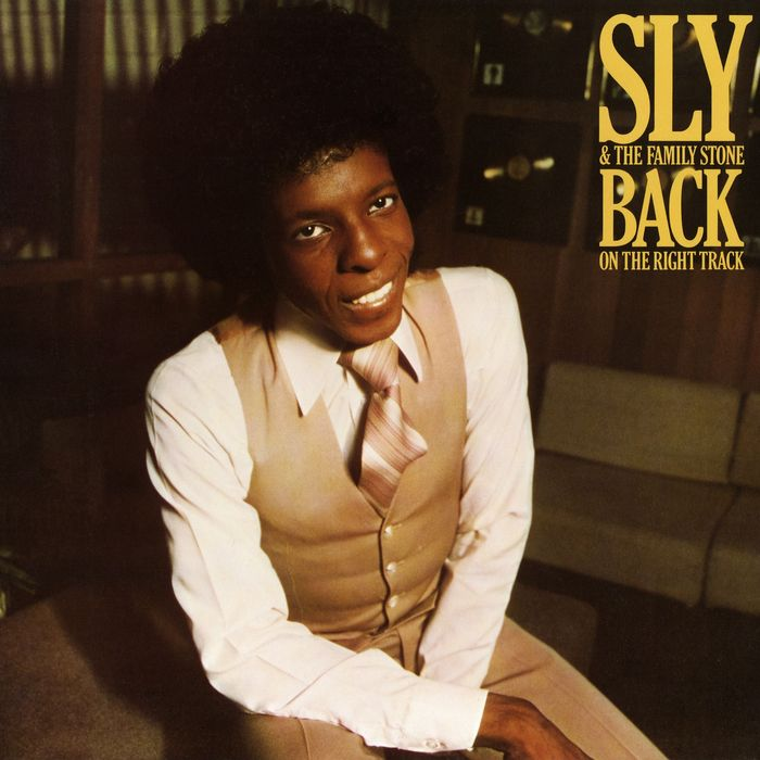 SLY & THE FAMILY STONE - Back On The Right Track