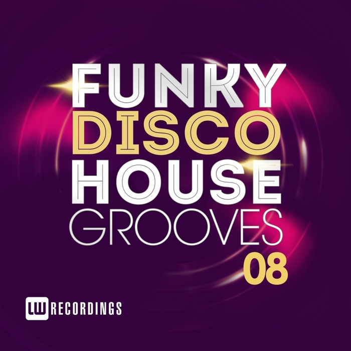Various funky disco house grooves vol 08 at juno download for Funky house classics