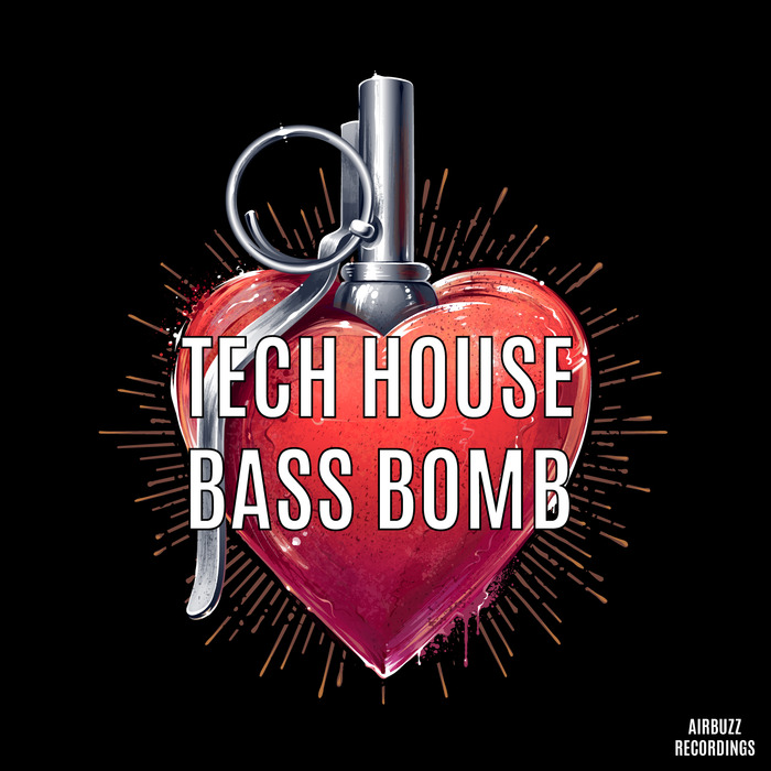 AIRBUZZ RECORDINGS - Tech House Bass Bomb (Sample Pack WAV)