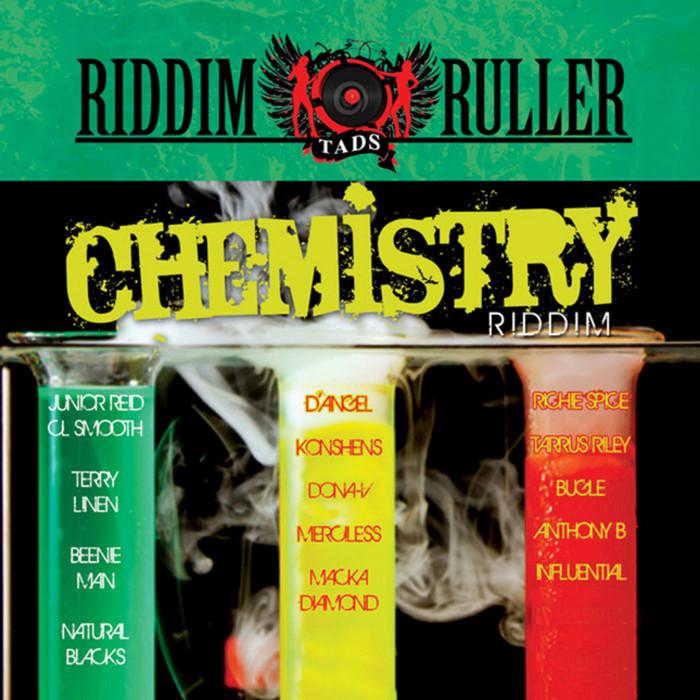 VARIOUS - Riddim Ruller: Chemistry Riddim