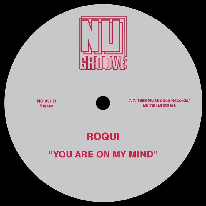 ROQUI - You Are On My Mind