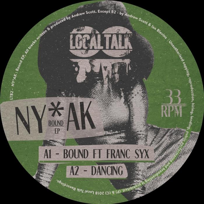 NY*AK - Bound EP
