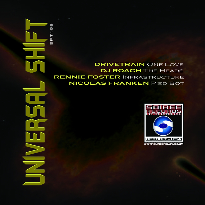 DRIVETRAIN/DJ ROACH/RENNIE FOSTER/NICOLAS FRANKEN - Universal Shift