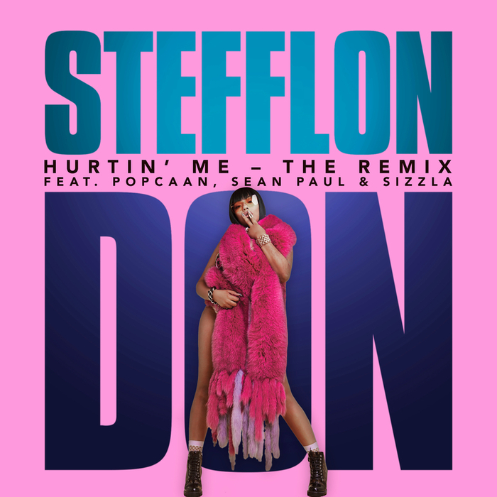 STEFFLON DON feat SEAN PAUL/POPCAAN/SIZZLA - Hurtin' Me (The Remix)