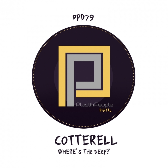 COTTERELL - Where's The Beef?