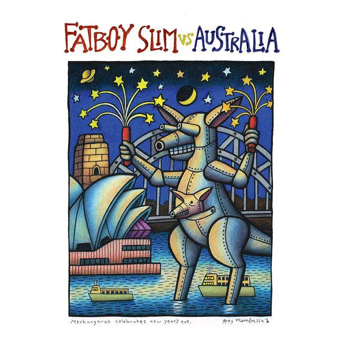 FATBOY SLIM - Fatboy Slim Vs. Australia