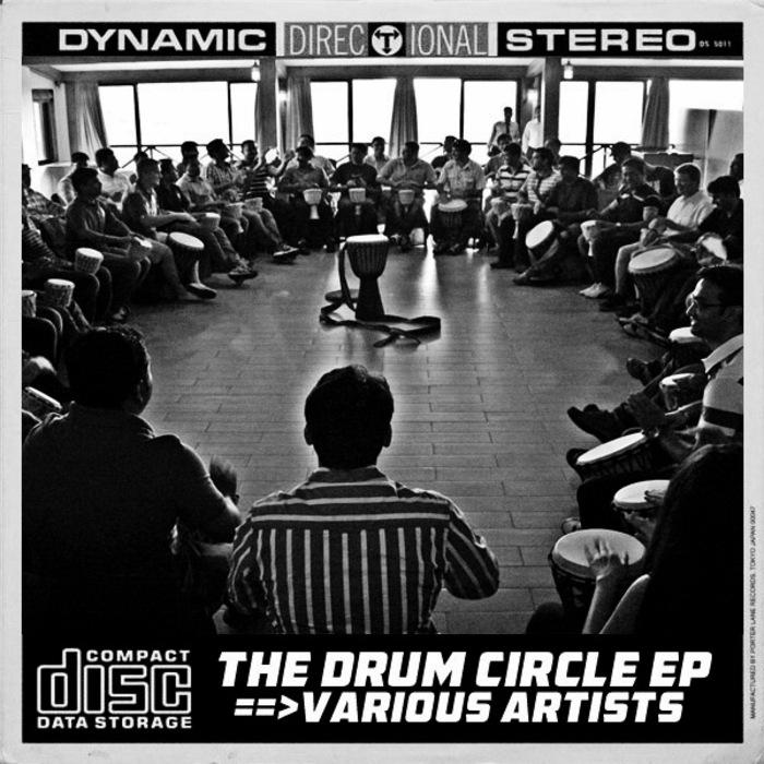 PORTAMENTO/DIRTY DAN & DJ DENNIS/ALEXANDRE WAUTHIER - Drum Circle EP