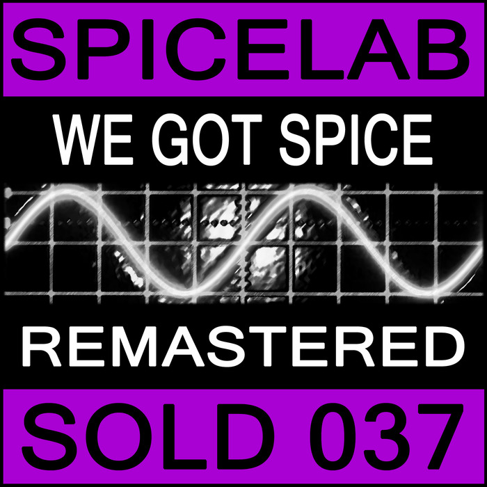 SPICELAB - We Got Spice (Remixes)