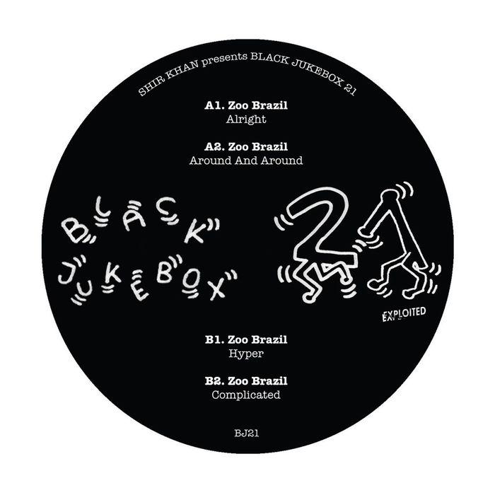 ZOO BRAZIL - Shir Khan presents Black Jukebox 21