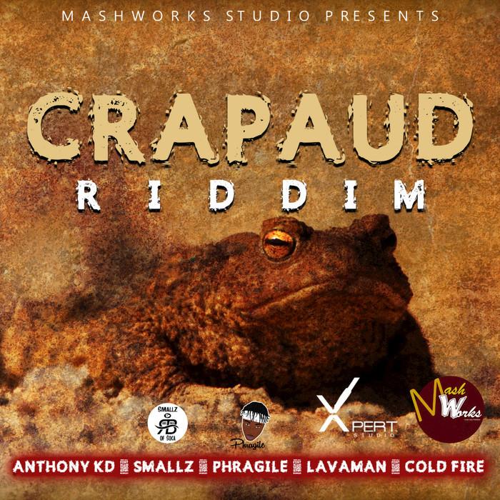 VARIOUS - Crapaud Riddim