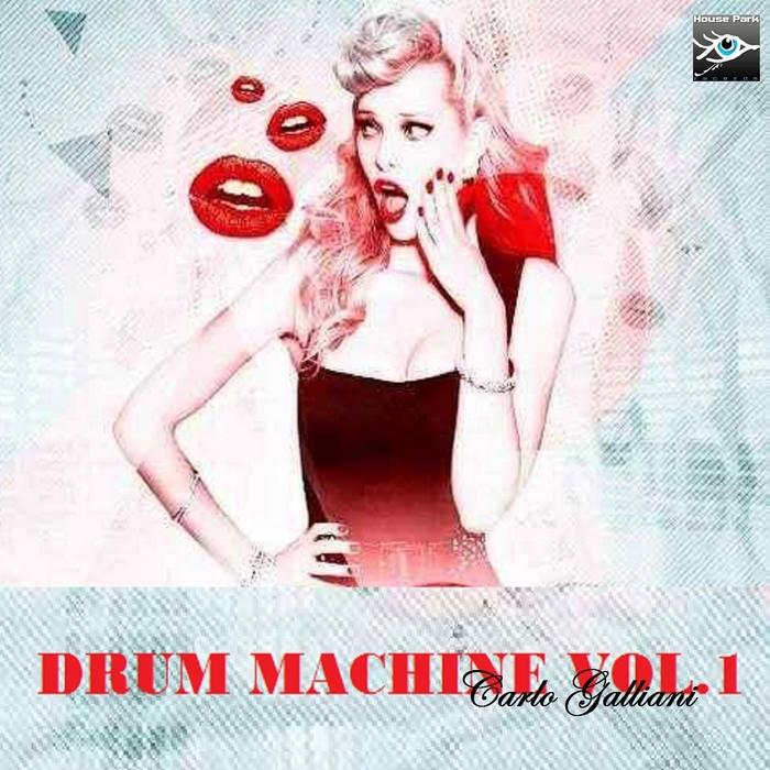 CARLO GALLIANI - Drum Machine Vol 1