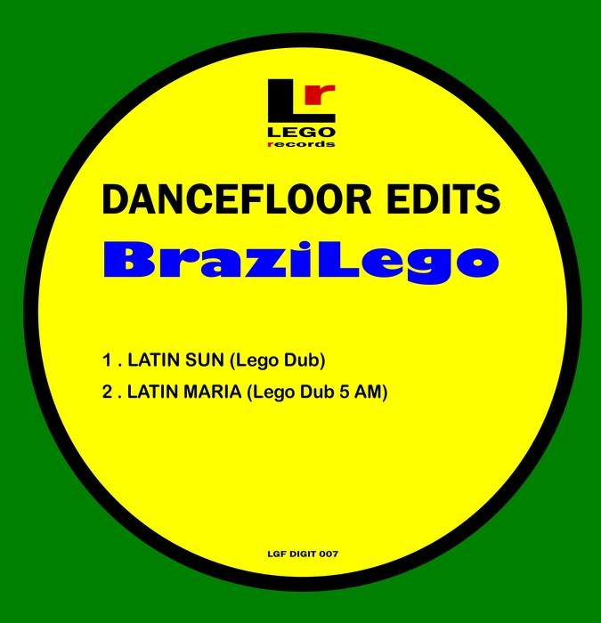 Lego Edit – Dancefloor Edits BraziLego [Lego Edit]