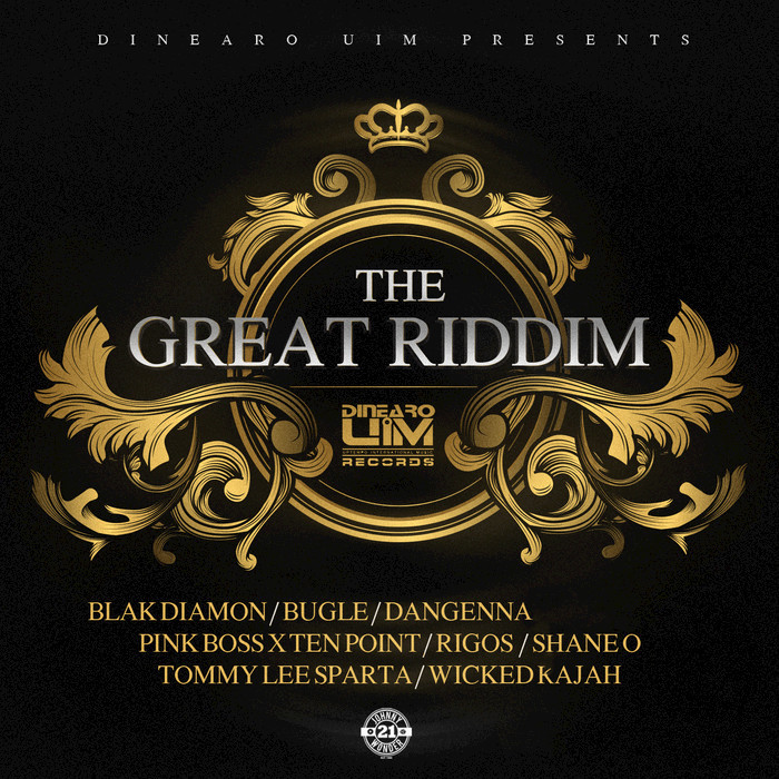 DINEARO UIM RECORD/VARIOUS - The Great Riddim (Explicit)