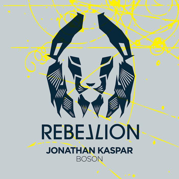 JONATHAN KASPAR - Boson EP