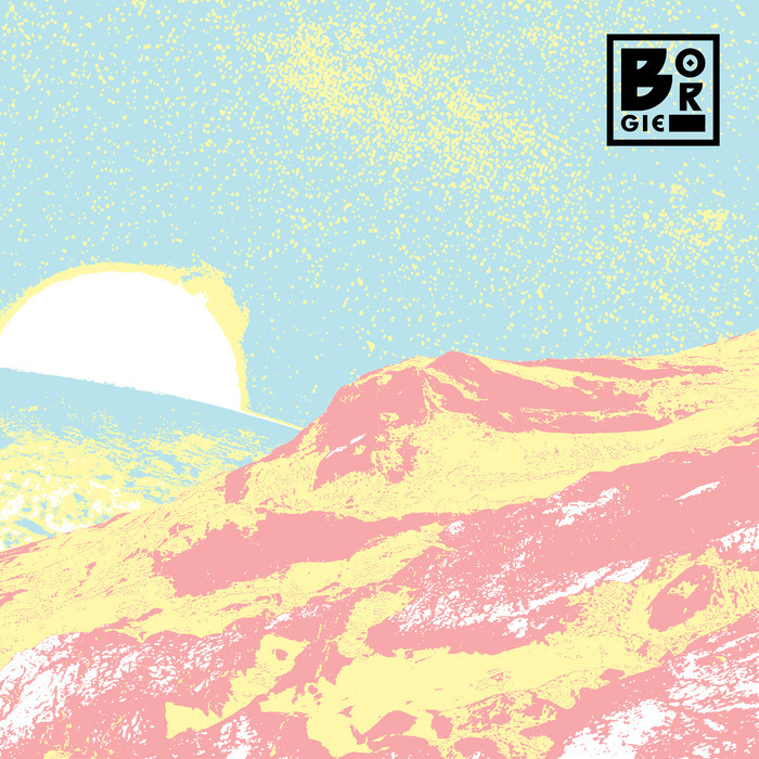 BORGIE - Kosmostrator On Venus EP