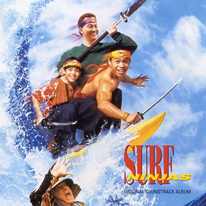 VARIOUS - Surf Ninjas Original Soundtrack Album