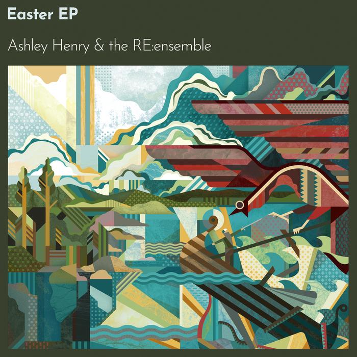 ASHLEY HENRY/THE RE: ENSEMBLE - Easter EP